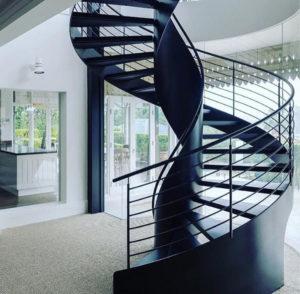 DEP-staircase