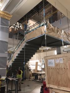 Louis Vuitton Staircase